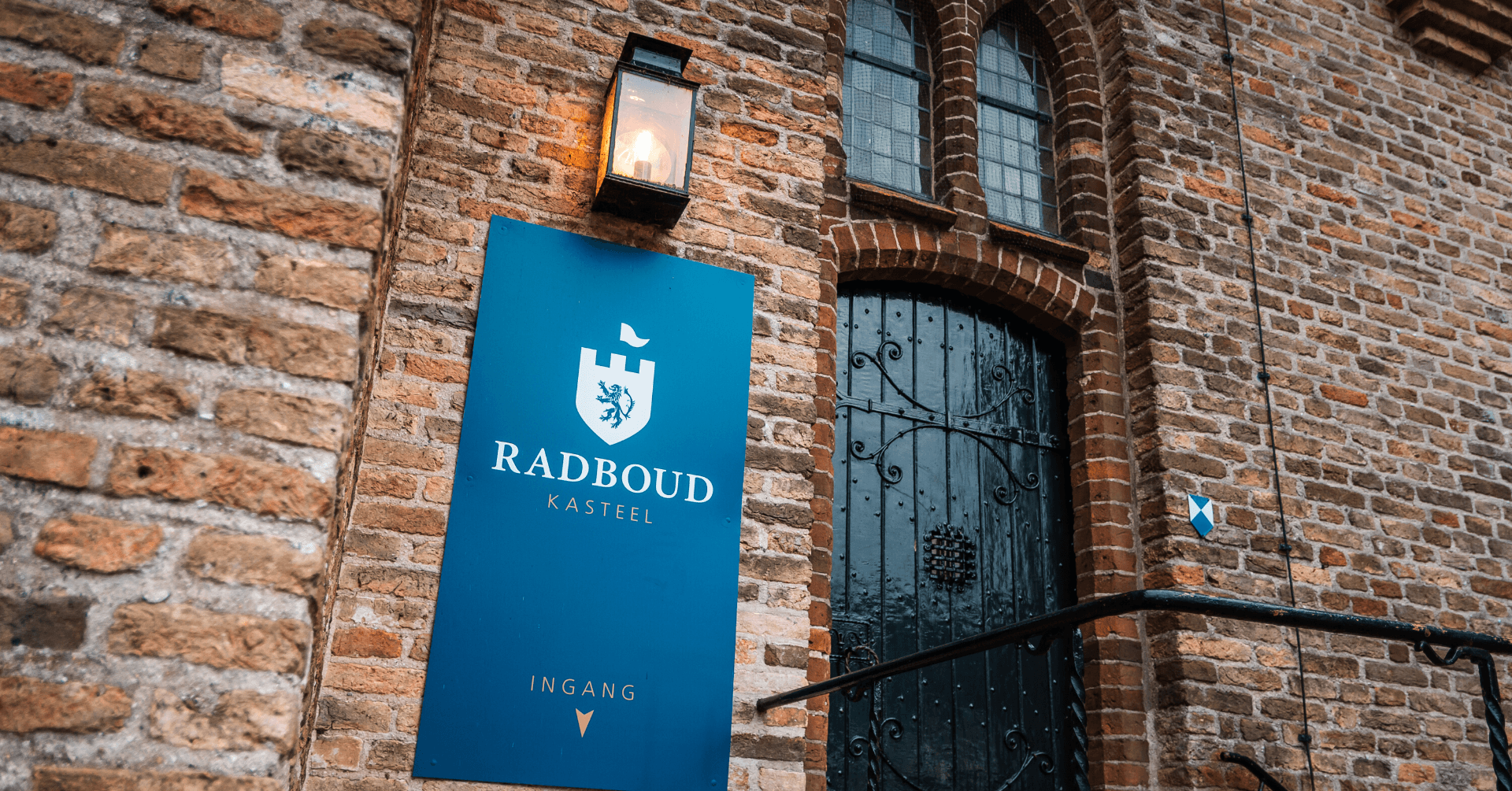 Kasteel Radboud Bordesdeur foto Pulse Visuals
