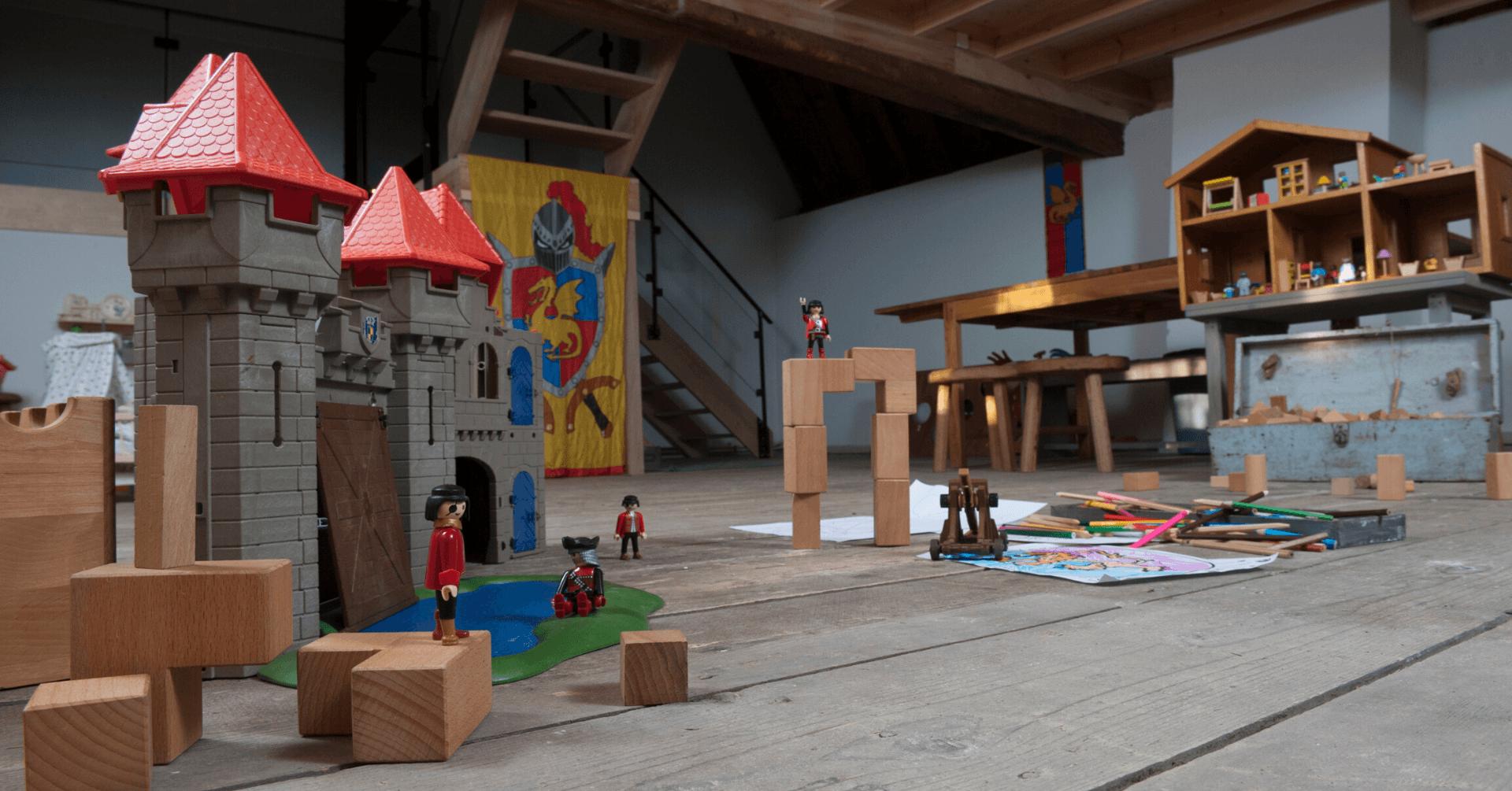 Radboud Castle-Play attic-Photo credits Duco de Vries