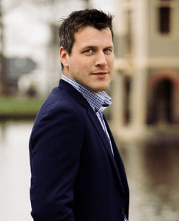 Kasteel Radboud Mark van den Bos Voorzitter SKR