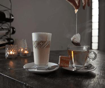 Kasteel Radboud Kasteel Café koffie thee Foto Duco de Vries