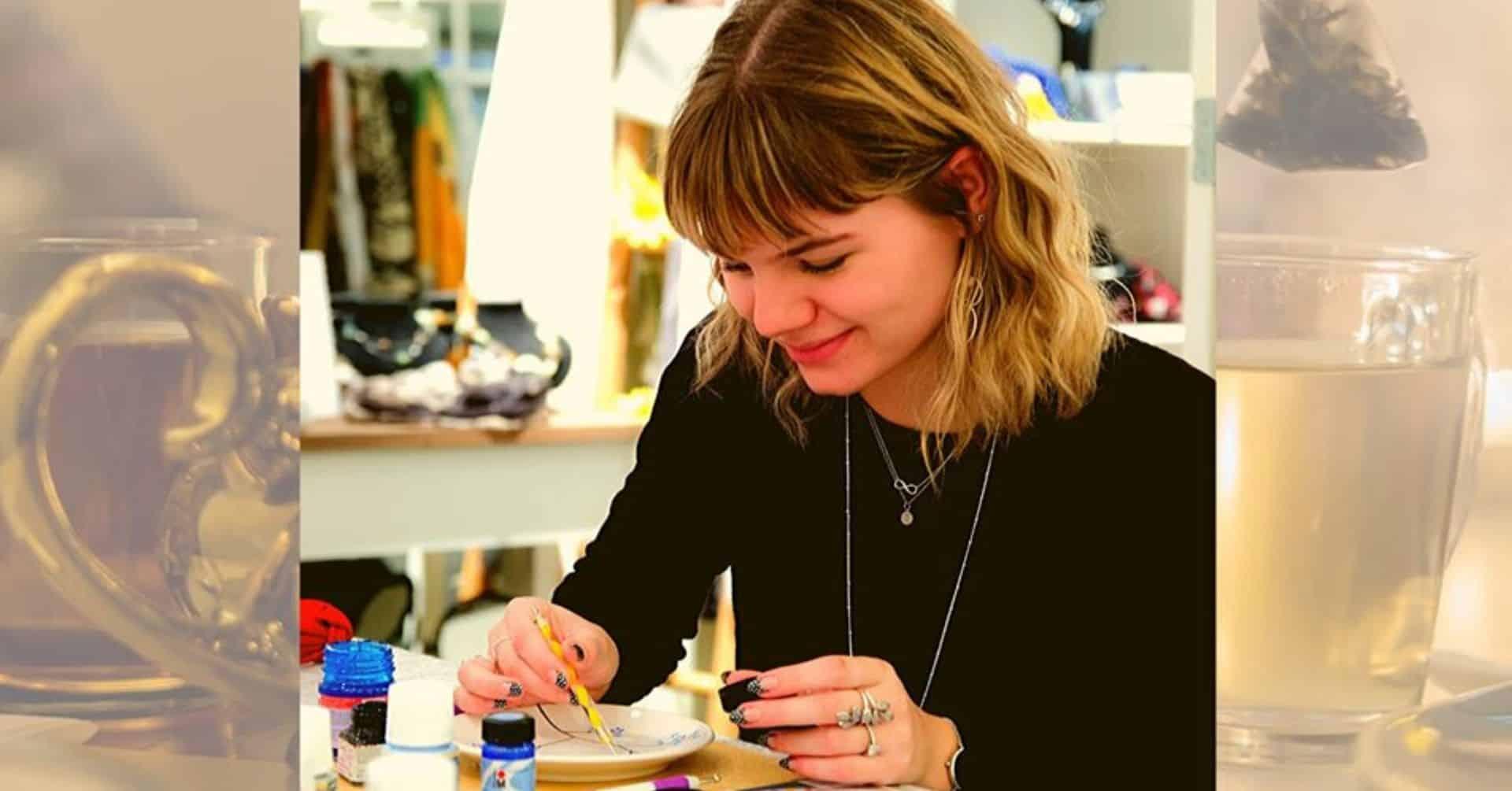 Kasteel Radboud-Stippenworkshop Claudia Jager